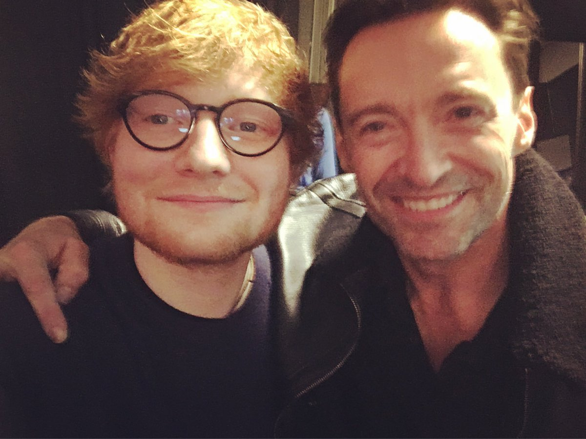 That time I got to hang with one of the coolest blokes around. @edsheeran #ThrowbackThursday https://t.co/o1TKMOsgkk
