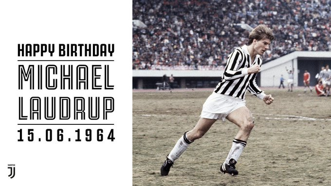 A big Happy 54th Birthday today to Michael Laudrup!