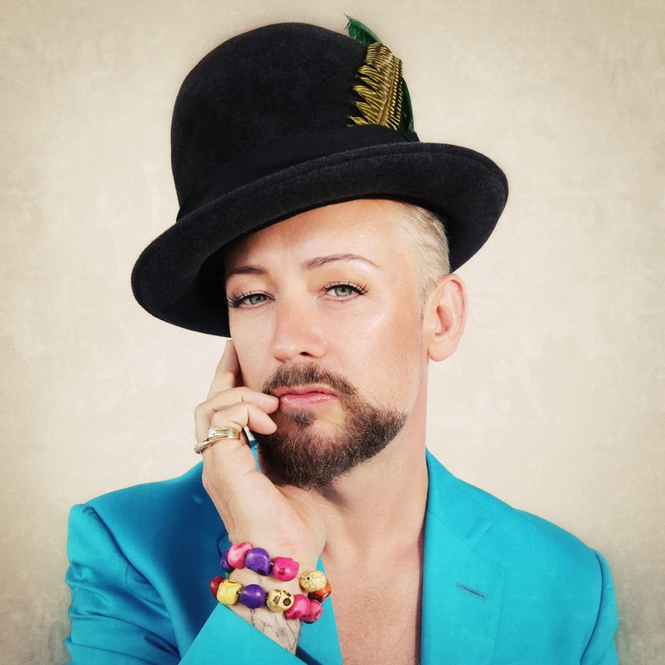 Happy birthday to Boy George, the most notable person with a birthday today