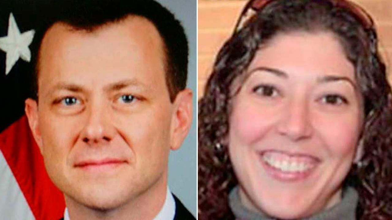 #BREAKING: Justice Dept finds no evidence of political bias by Strzok, Page: report https://t.co/rSRvI15yw8 https://t.co/vrvXo5247e