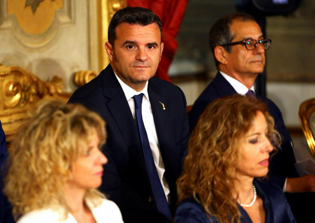 Italy won't ratify EU free-trade deal with Canada: farm minister https://t.co/FQJgoKZNMo https://t.co/Syua2GquO6