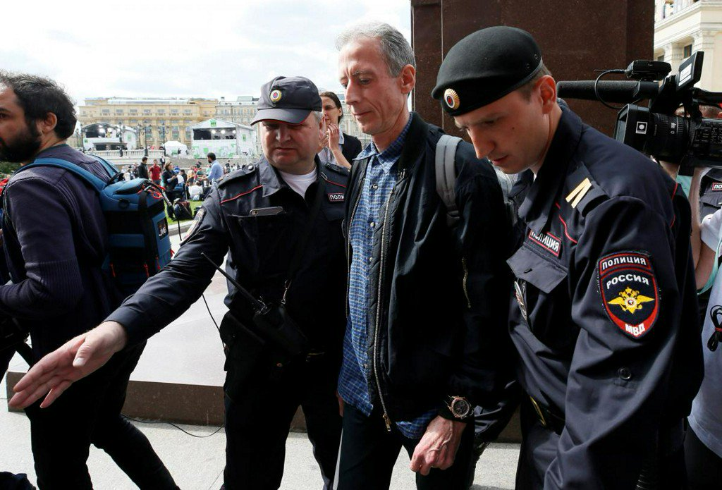 Russian police free gay rights campaigner Tatchell: activist's foundation https://t.co/sJAcWciQkV https://t.co/4tn6QB5KSn