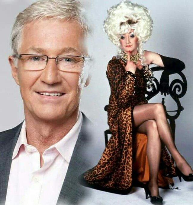 Happy birthday to legendary British comedian & chat show host Paul O\grady aka Lily Savage.