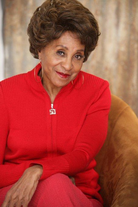 Happy birthday, Marla Gibbs