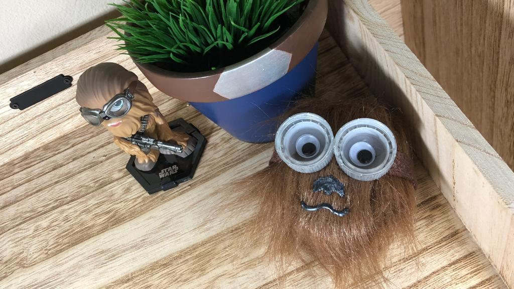 A rockin' DIY Wookiee gift for #FathersDay. https://t.co/zW798Kzr9i https://t.co/J5LcwkVn6I
