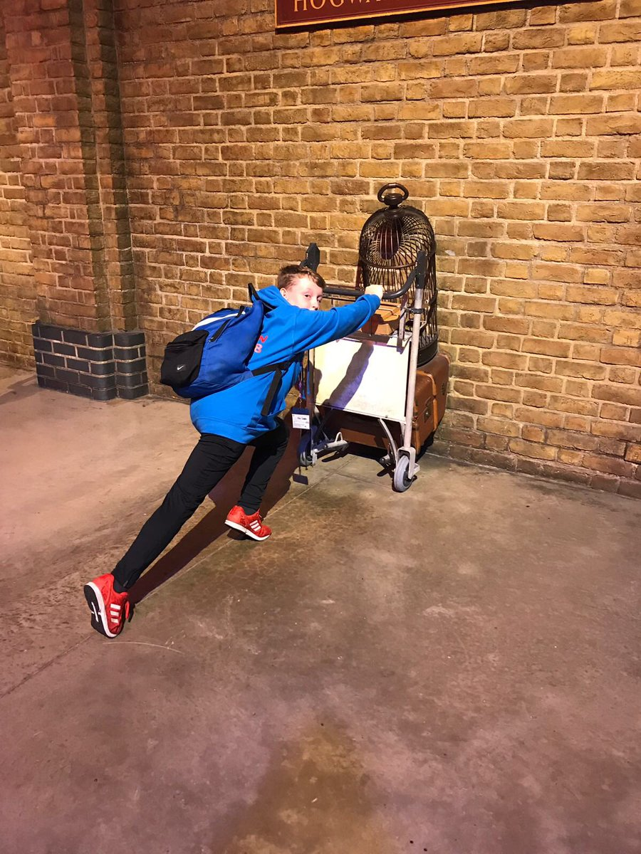 test Twitter Media - More from Harry Potter! Really brings the book to life! https://t.co/LJWpR4CjJx