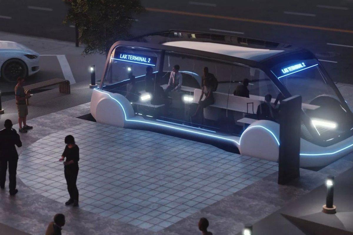 Elon Musk's Boring Company