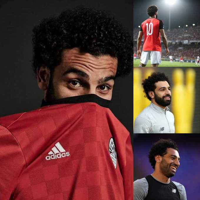 Happy birthday to the one and only The Egyptian King Mohamed Salah