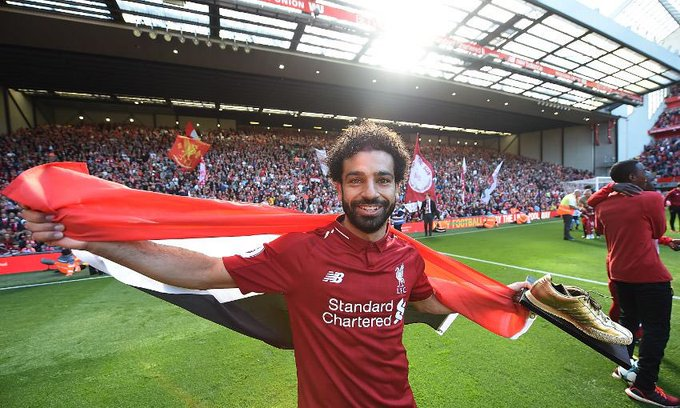 Happy Birthday to you, Happy Birthday to you, Happy Birthday to Mohamed Salah, Happy Birthday to the King!!