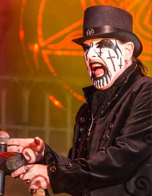 Happy Birthday Mr. King Diamond