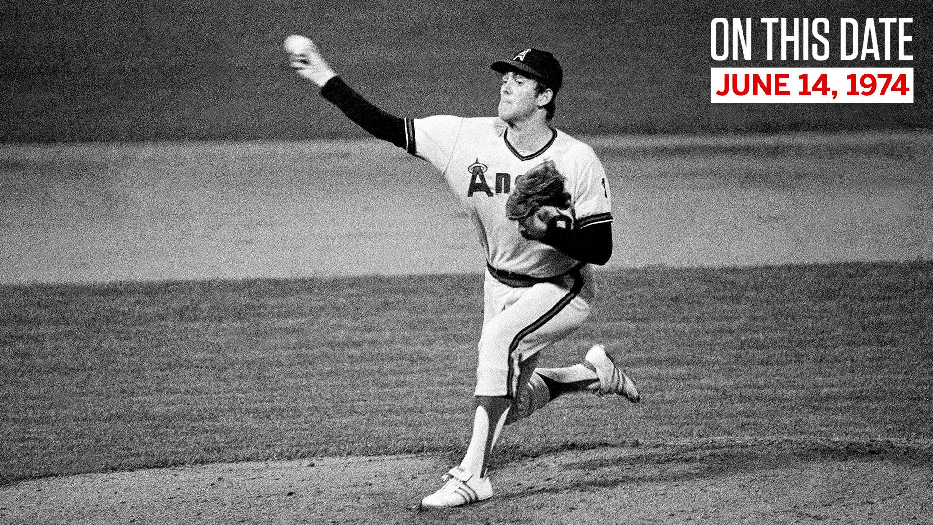 On This Date: Nolan Ryan pitched 13 innings, threw 235 (!) pitches and struck out 19.  The result? A no-decision 😧 https://t.co/gytHr7F6EI
