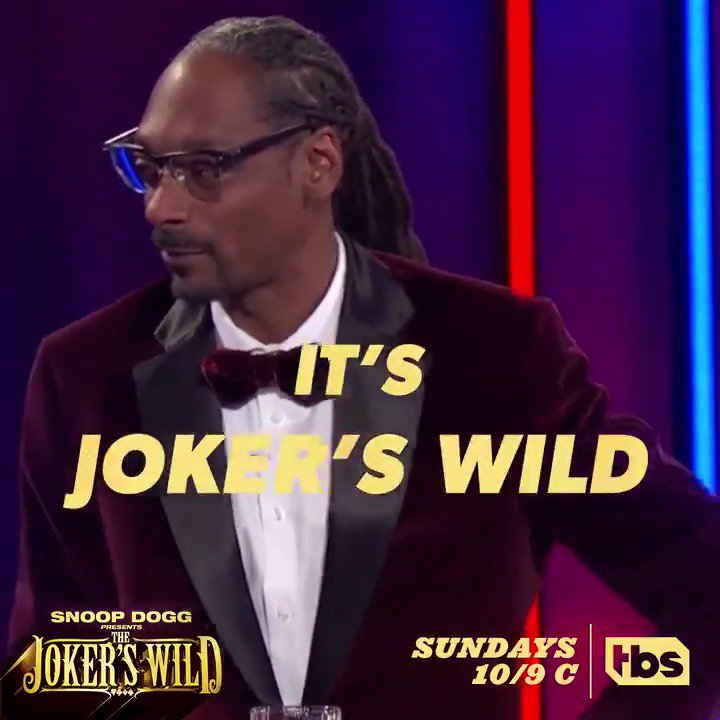 cmon man u know what it is ! make sure yall tune in for another @JokersWildTBS this Sunday ???????????? #JokersWild https://t.co/mnFGnW7C9C