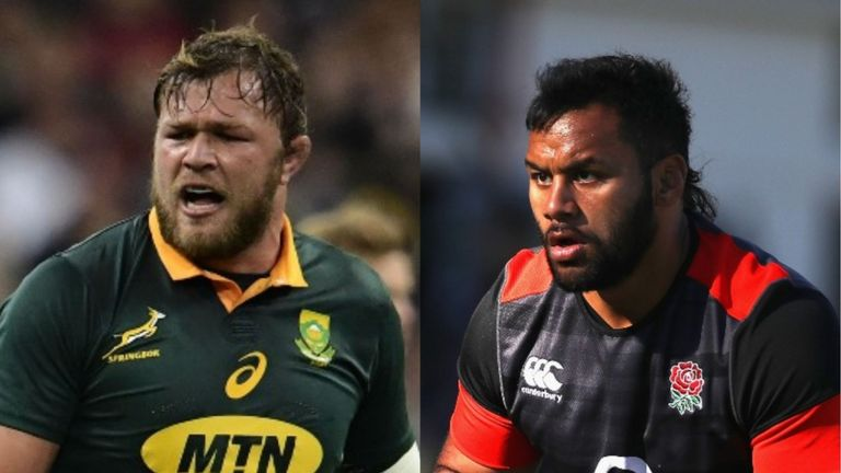 test Twitter Media - Select your combined England/South Africa XV ahead of Saturday's second Test encounter in Bloemfontein, live on Sky Sports: https://t.co/nxdCgwSKii https://t.co/iR9tLcKXQt