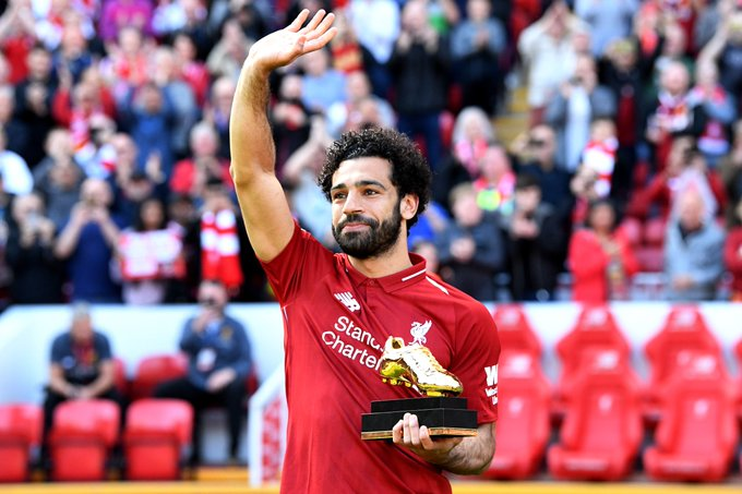 52 games 44 goals  Happy 26th birthday, Mohamed Salah! An incredible debut season at Liverpool.