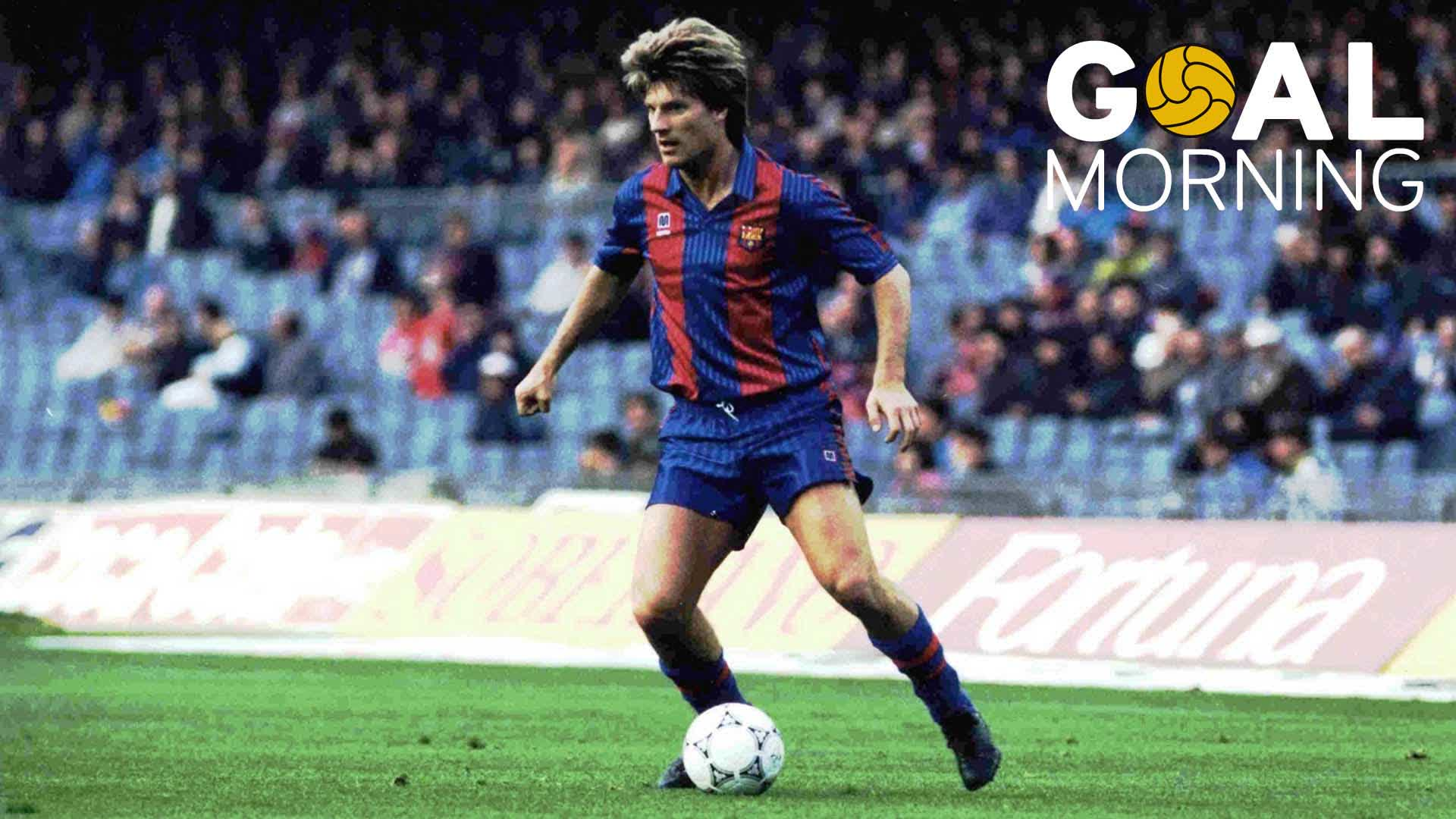 G⚽️AL MORNING!!! �� Happy Birthday, Laudrup! �� https://t.co/Y0E7o2iLxs