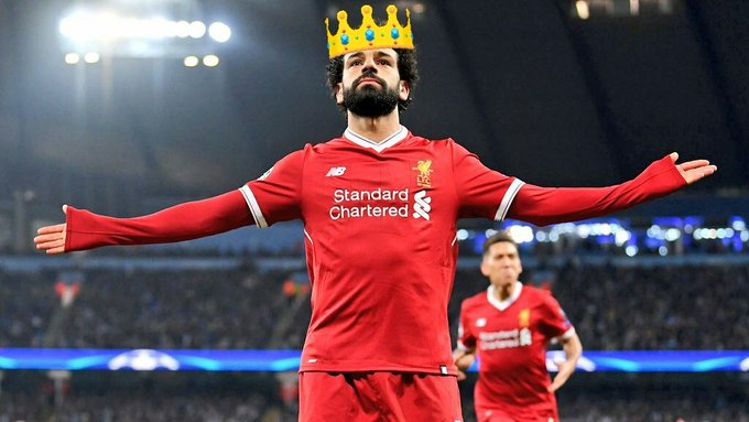 Happy birthday to Mohamed Salah!
