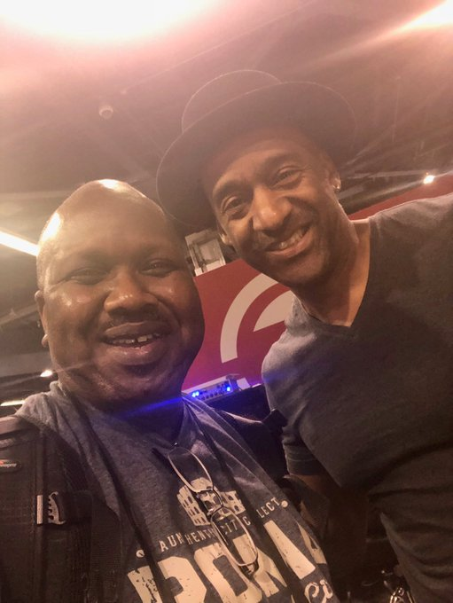 Happy Birthday to Mr Marcus Miller!