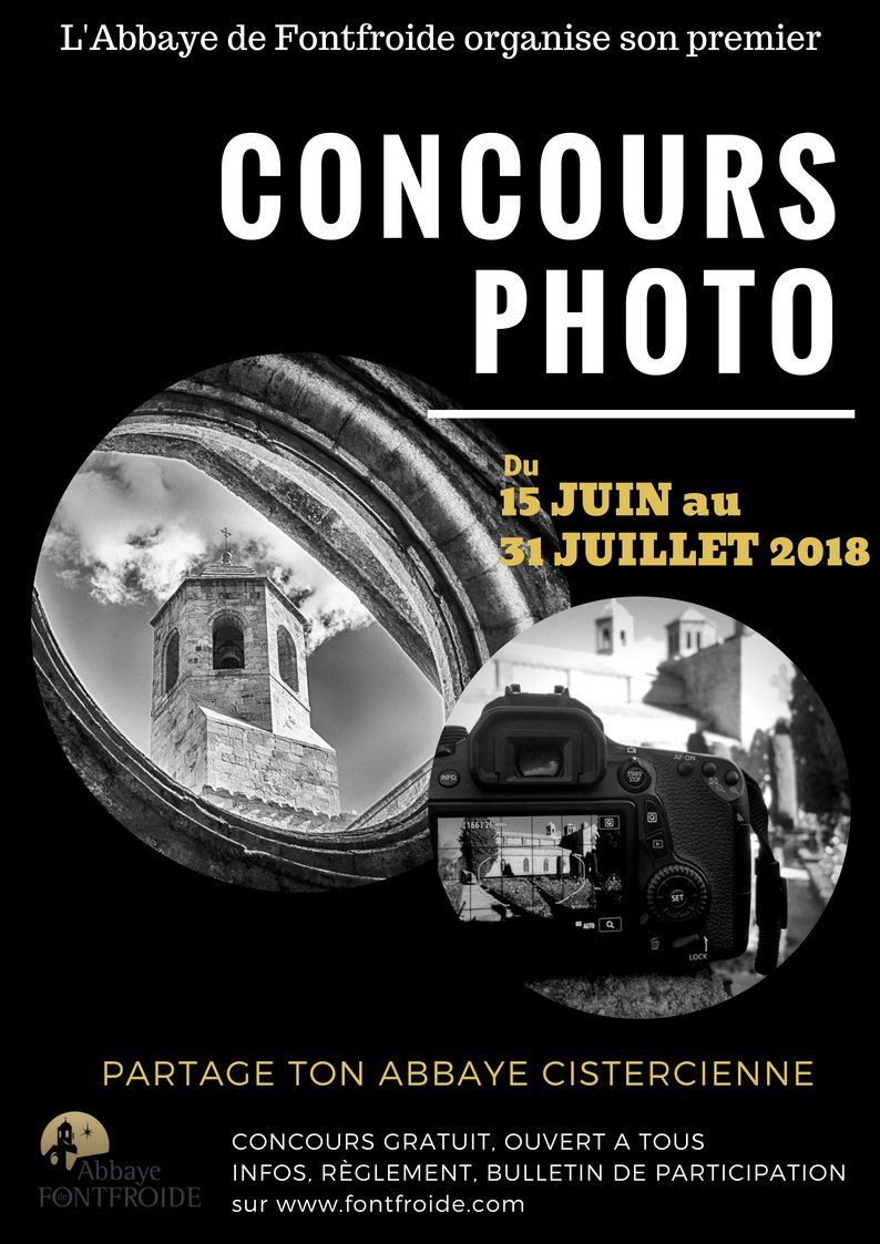 Fontfroide organise son premier concours photo : Partage ton abbaye ...