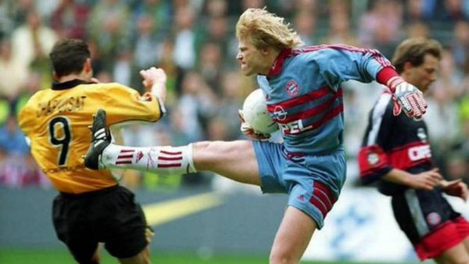 Happy birthday to one and only Oliver Kahn!