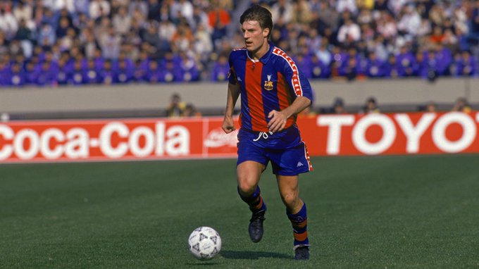We wish Michael Laudrup (ex-Barca) a very happy birthday. He turns 54 today.