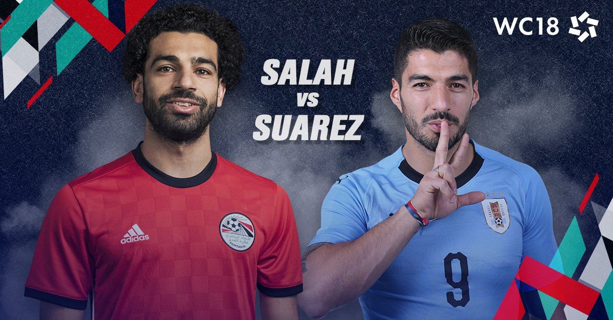 Suaraz or Salah.... Who is the King of the Kop? 👑 - #FootbALLorNothing #WorldCup #WC18 #LiverpoolFC #LSSBootRoom https://t.co/DXygZSORPF