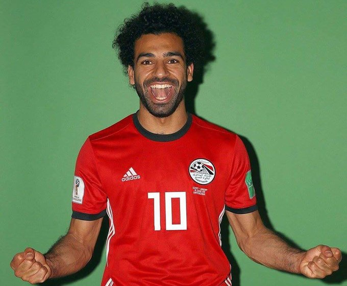 Happy Birthday Mohamed Salah ! Team Egypt