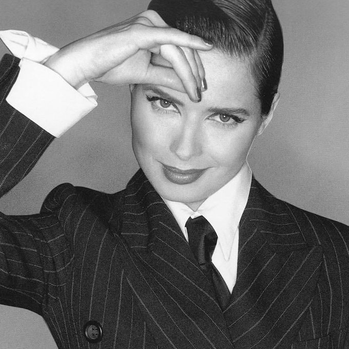Happy Birthday Isabella Rossellini - an inspired and inspiring woman at any age.