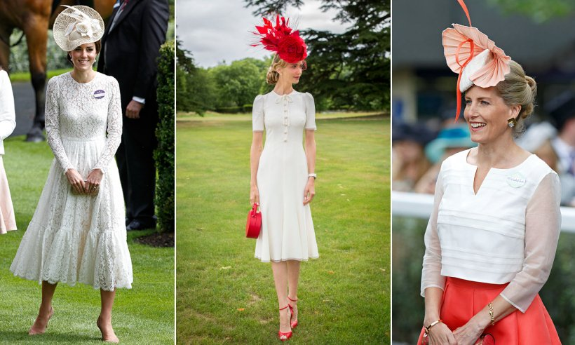 VIDEO - All the fashion rules you need to follow at Ascot: