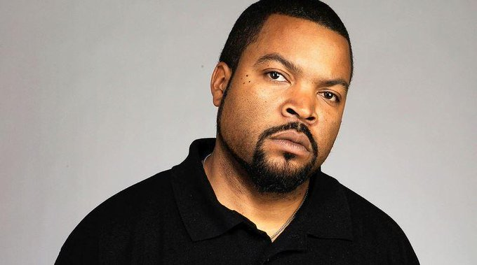 Happy birthday ice cube