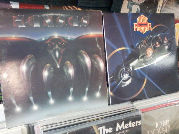 Happy Birthday to Steve Walsh of Kansas & Brad Gillis of Night Ranger