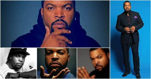 Happy Birthday to Ice Cube (born June 15, 1969)