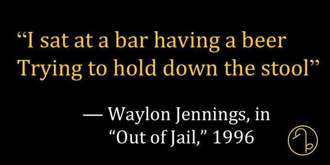Happy Birthday American singer, songwriter, and musician Waylon Jennings (June 15, 1937 February 13, 2002)
