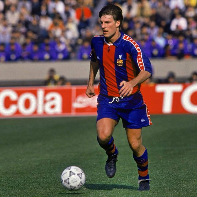 Michael Laudrup turns 54 today. We wish him a very happy birthday!