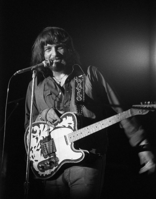 Happy Birthday, Waylon Jennings *Born this day: June 15, 1937*