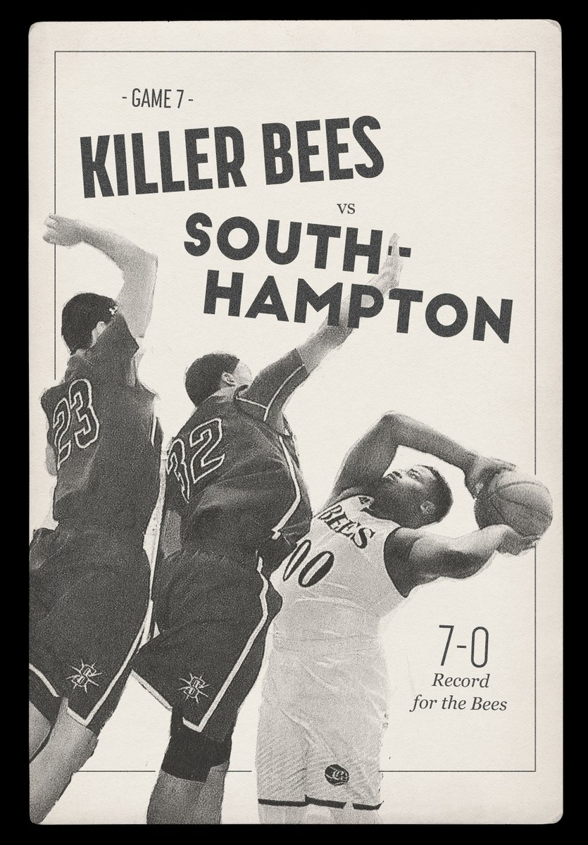 test Twitter Media - When undefeated Killer Bees take on arch rival Mariners of Southampton, what's it mean for the Mariners?  Find out on July 27th when the film opens in NYC & LA! #killerbeesmovie #realhamptonsfive @shaq @TheSteinLine https://t.co/ugmmLjBAY3