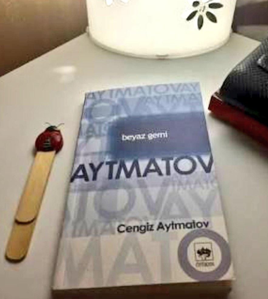 #VedaninKitaplari #CengizAytmatov Beyaz Gemi https://t.co/hJkmr3AxcX
