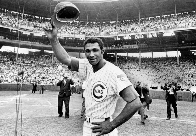 Happy 80th birthday to a great player and better man, the wonderful Billy Williams.