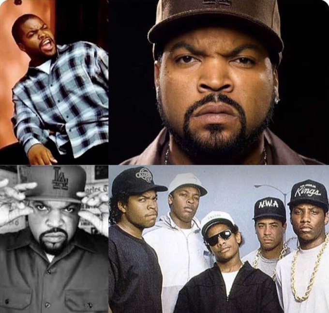 Happy 49th Birthday Ice Cube! Like to wish him a HBD