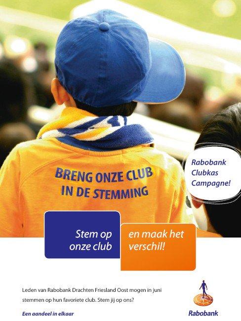 test Twitter Media - Steun ons bij de Rabobank Clubkas Campagne! https://t.co/BPc8pwptyy https://t.co/M7qwgUBbt6