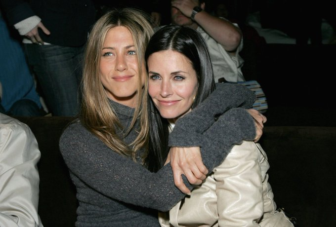 Happy Birthday to Courteney Cox! Did you love watching her on Friends?