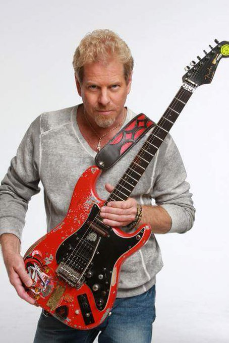 "Bradley Frank ""Brad\"" Gillis (Night Ranger) Birth 1957.6.15 Happy Birthday"