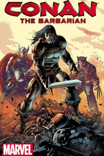 Marvel to reprint 1970s 'Conan the Barbarian' comics