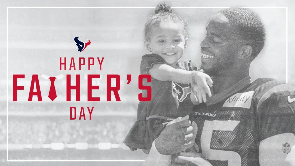 Happy  FathersDay to all the   houstontexans
