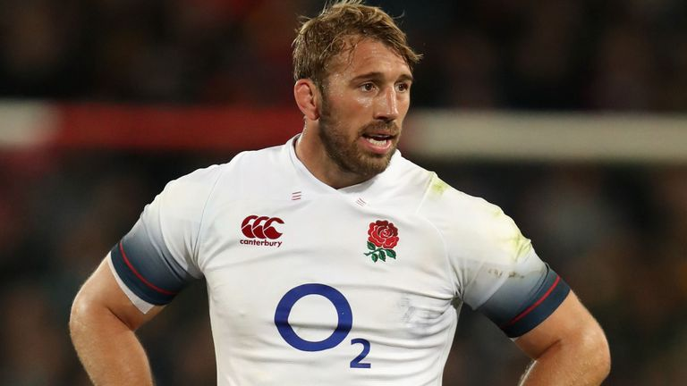 test Twitter Media - Will Greenwood says Chris Robshaw's form has not been good enough after he was dropped for Brad Shields, adding he would have started Danny Cipriani in tomorrow's second South Africa v England Test: https://t.co/uK2O9IxpLk https://t.co/tjT14Zhzfm