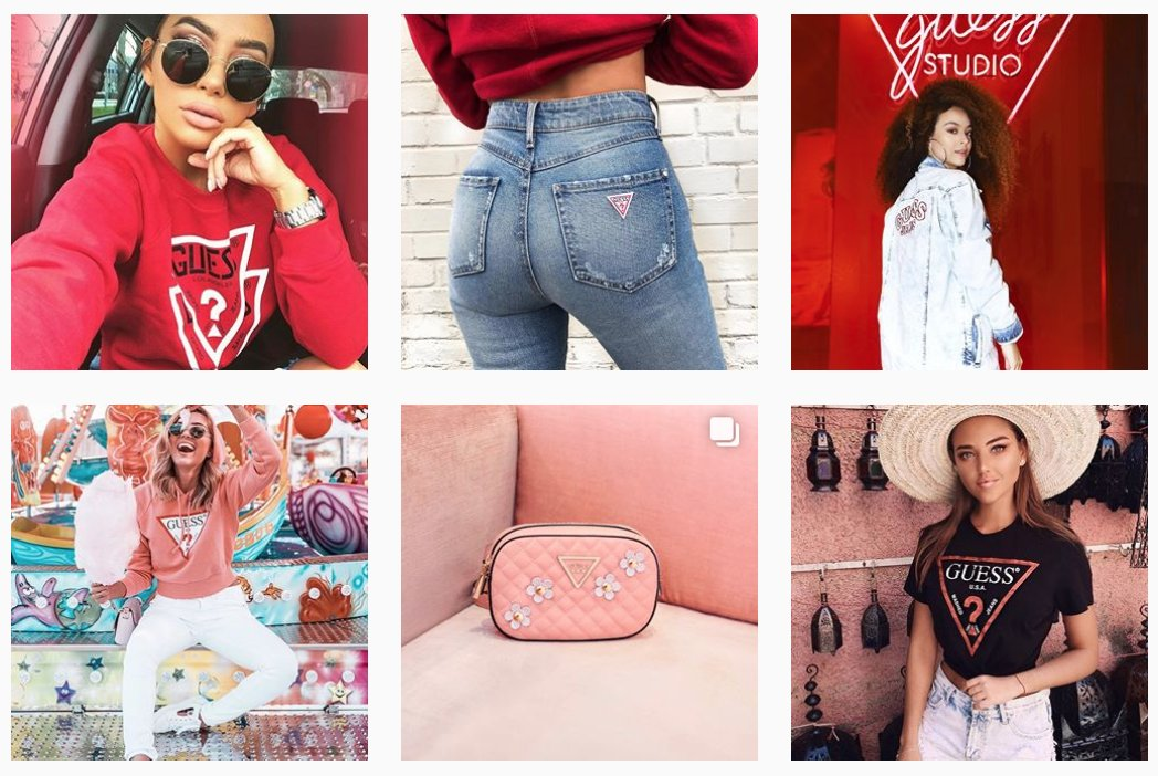 Heart it? ❤️ Shop everything you see on our Instagram feed at https://t.co/RupUx69ske #LoveGUESS https://t.co/dLdPeumW0s
