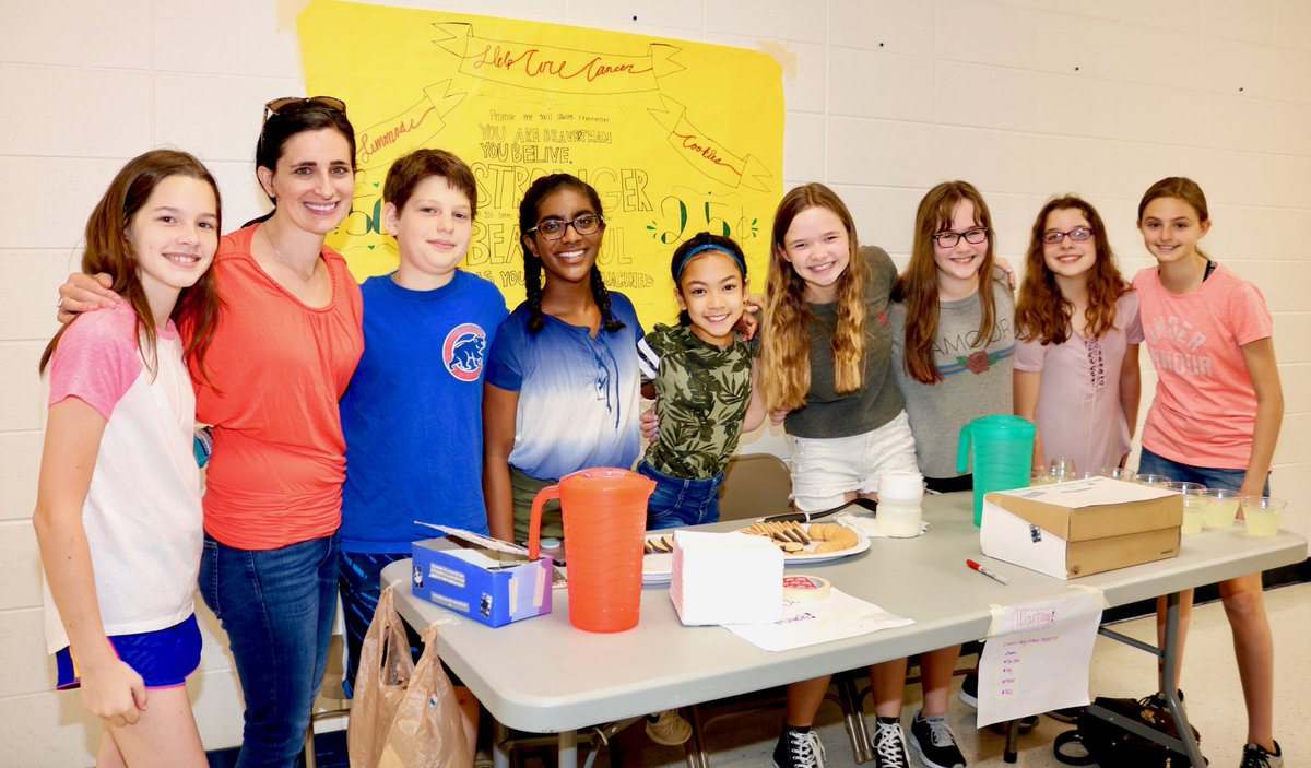 "test Twitter Media - Generous Summer School Service Learning class w/ L. Kurtz hosts bake sale for ""Fear? Not!"" fundraiser to help kids & families facing medical crisis. #d30learns https://t.co/wjOdD423uE … https://t.co/0VdIjRfLUL"