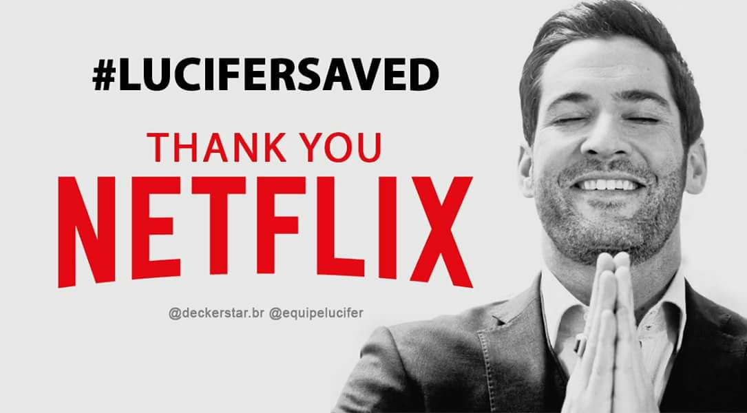 #SaveLucifer