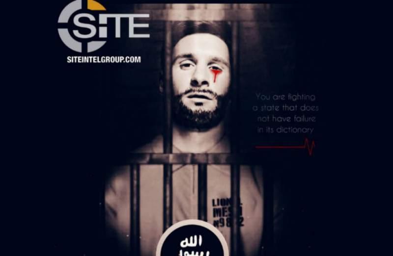 Estado Islámico amenaza con bombardear estadios del Mundial de Rusia 2018 https://t.co/VJxFBGzMq9 https://t.co/zRwigtf1VT