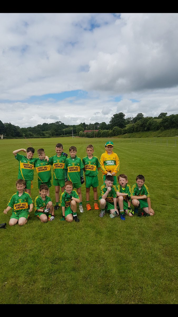 test Twitter Media - Leinster Community Games Football Quarter Final Result:  Rhode 4-14 Castlepollard 4-04  💚💛💪 https://t.co/1qKJvkw04f