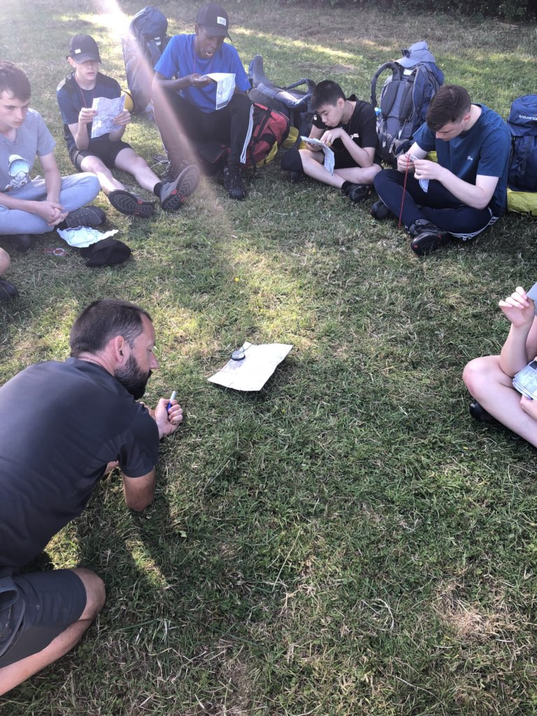test Twitter Media - Morning map reading and bearings session from Mr. Swan! #DofE https://t.co/BzlJeoiTOP